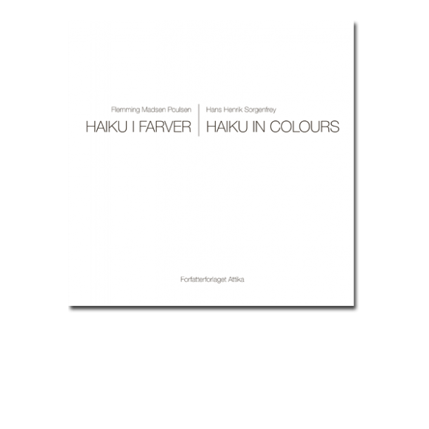 Flemming Madsen Poulsen: Haiku i farver