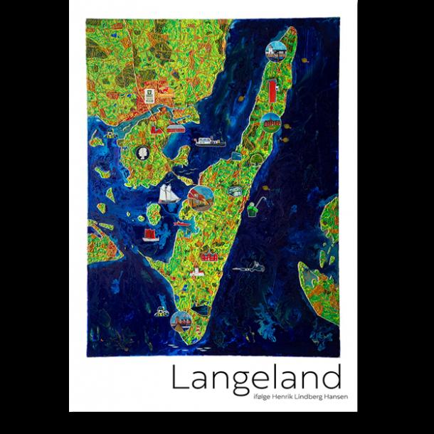 Langeland med aktiviteter